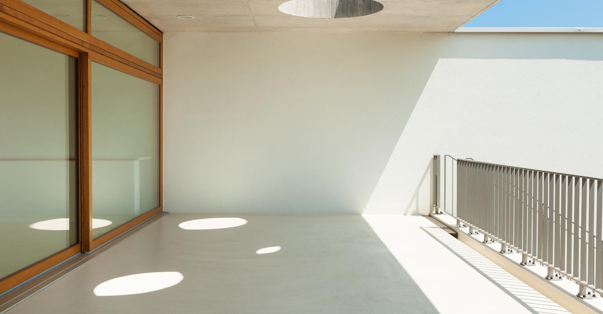 Balkonvloer design