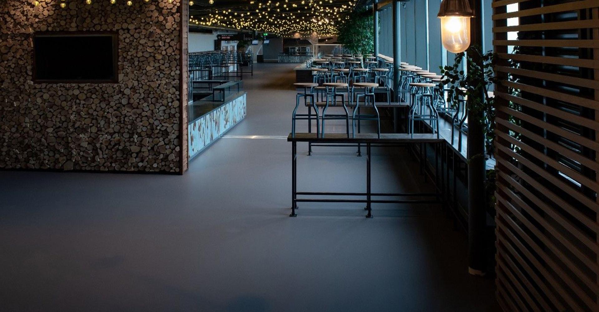 Horecavloer voor restaurant