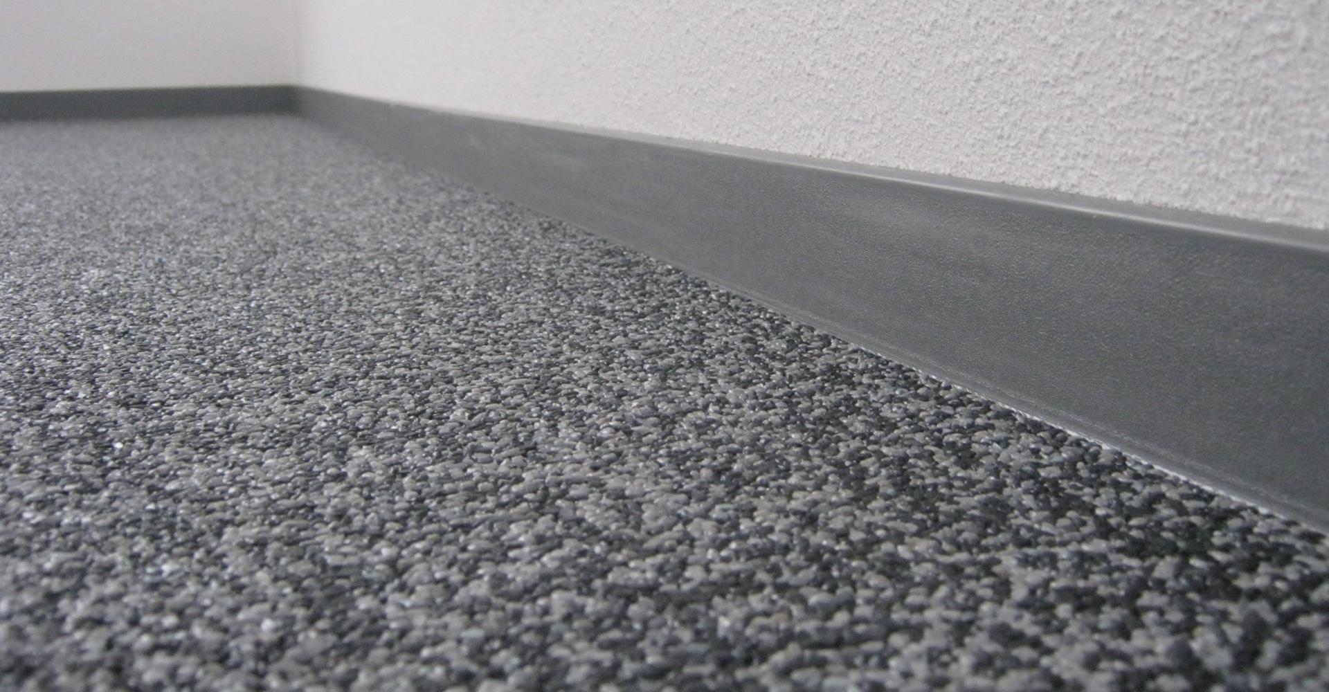 Siergrindvloer grijs