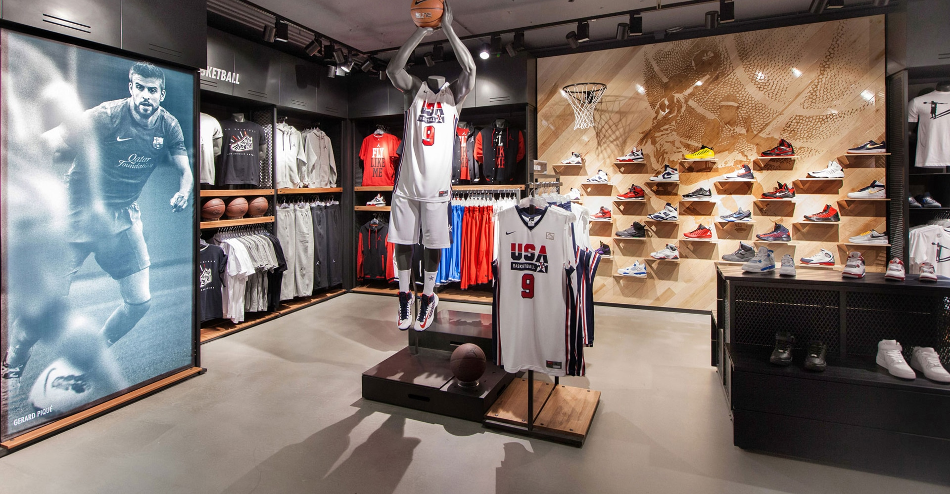 Winkelvloer Adidas