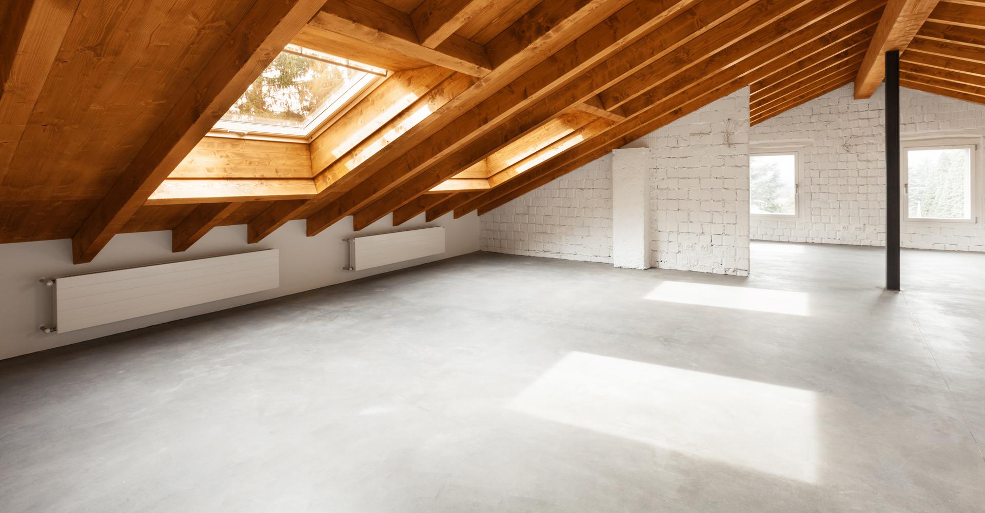 Woonbeton vloer woonhuis