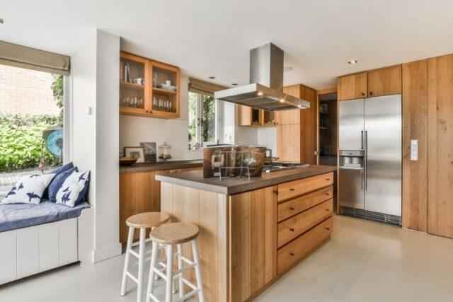 Beton Cire voor een woning in Den Haag